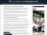 Le guide de l'Assurance Pro