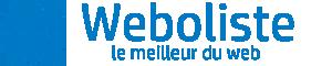 Weboliste : annuaire des meilleurs sites du web